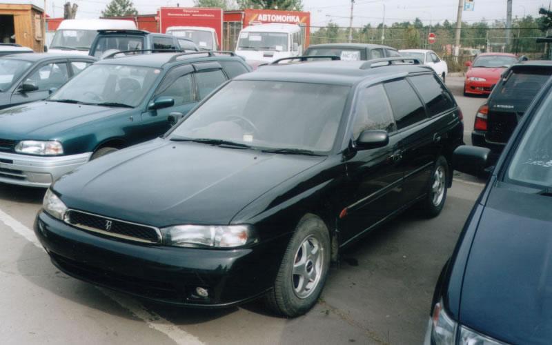 Субару легаси ts 1995 гв